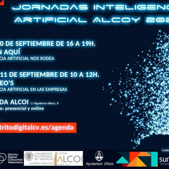 Jornades Inteligència Artificial Alcoi 2020