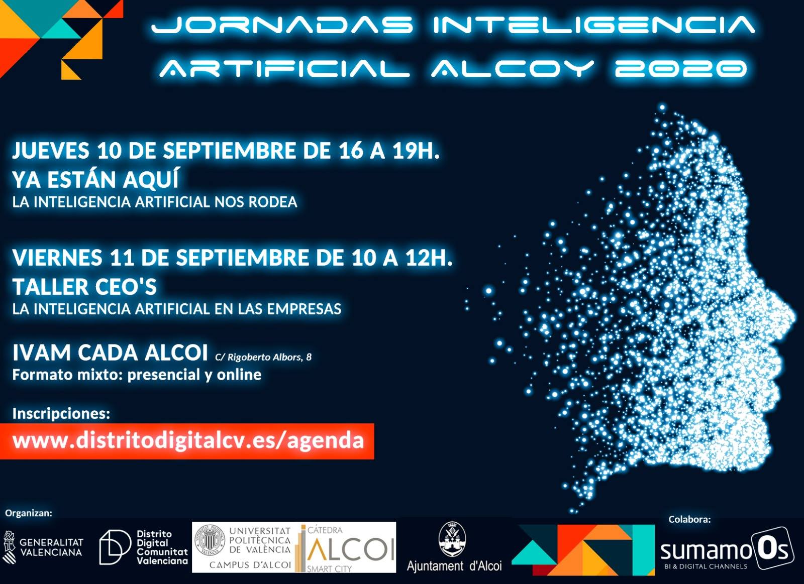 JORNADA INTELIGENCIA ARTIFICIAL ALCOI